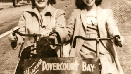 Looking back at days gone by - Harwich