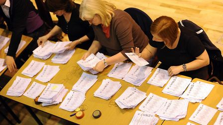 Conservatives retained their divisions at recent county council elections. Picture: Archant Library.