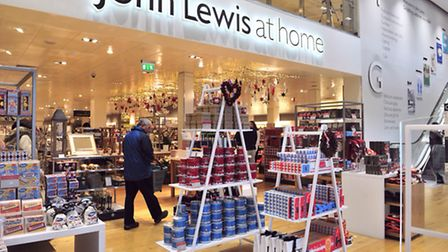The John Lewis at home store in Ipswich.