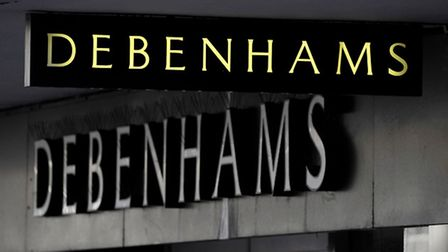 Finance boss Simon Herrick has resigned just days after department store chain Debenhams issued a sh