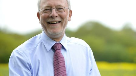 Robert Gunn is Chairman of Tastes of Anglia, a company that represents local food producers.