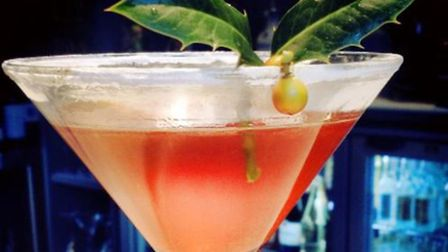 Maynard House Orchards and Seckford Hall have teamed up to produce some winter cocktails including W