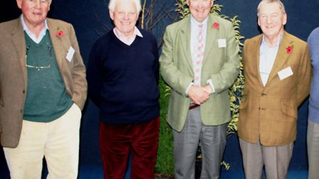 Autumn horticultural conference: Carol Gurney, Roy Lancaster, Giles Coode-Adams, Hugh Johnson and To