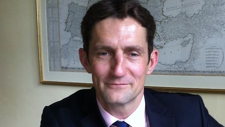 Richard Wood of Employment and Advice Solutions (EAS).