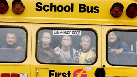 FirstGroup has rejected calls for it to sell-off its school bus business in the United States in ord