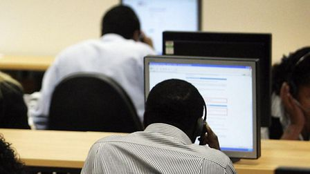 The number of people in work reached a new record high in the three months to October, according of