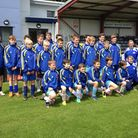 Youngsters from AFC Sudbury Grassroots