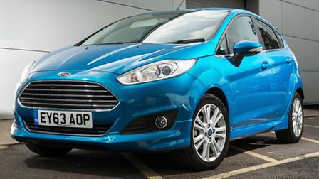 The Ford Fiesta is the UK's best-selling car for the fifth successive year.