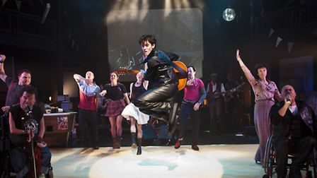 """Graeae Theatre Company. """"Reasons To Be Cheerful"""""""