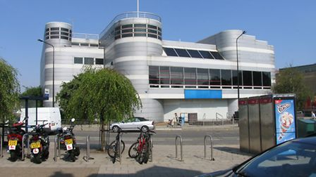 The former Ipswich Odeon is up for sale with Savills