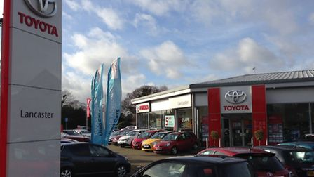 Lancaster Toyota Ipswich is holding a cost-price sale weekend.