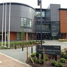 The West Suffolk House council offices in Bury St Edmunds.