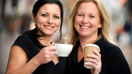 Café Del Mar in Bury St Edmunds is launching a 'suspended coffee' scheme where customers can choose
