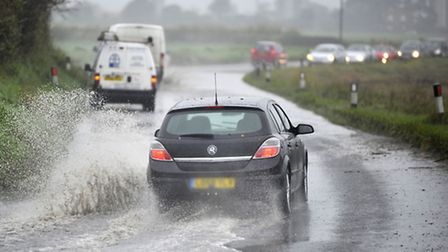 Further flooding is possible with warnings for several parts of Suffolk