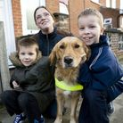 Emma Free's guide dog Jazz won Guide Dog of the Year at the Guide Dog Annual Awards after saving Mrs