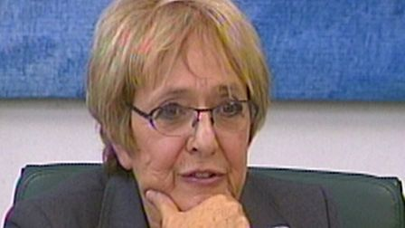 Margaret Hodge MP, chair of the Commons Public Accounts Committee.
