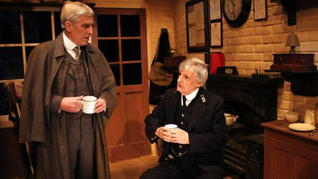 Classic Ghosts, an evening of Victorian ghost stories at the New Wolsey Theatre starring Jack Shephe
