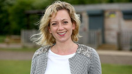 Danielle Glavin, Labour candidate for South Norfolk. Picture: Southern News and Pictures.