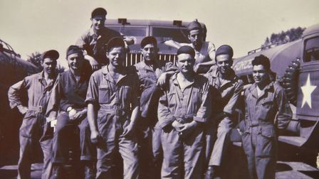 The 100th Bomb Group Museum in Thorpe Abbotts will host a 'remembering the past' open day. Pictured