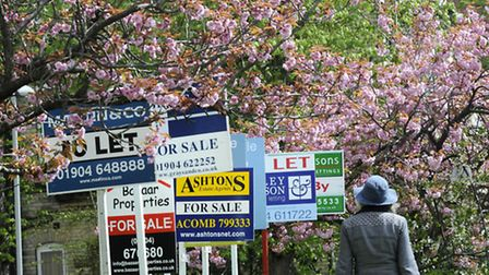 The residential property market is on the rise - but London house prices are largely fuelling the up