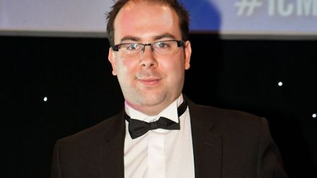 Abellio Greater Anglia�s Tom Barton has been named as runner-up for a national award and has been �h