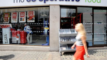 The Co-operative Group has announced the sell-off of its farms