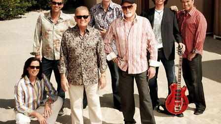 The Beach Boys play Newmarket Nights this summer
