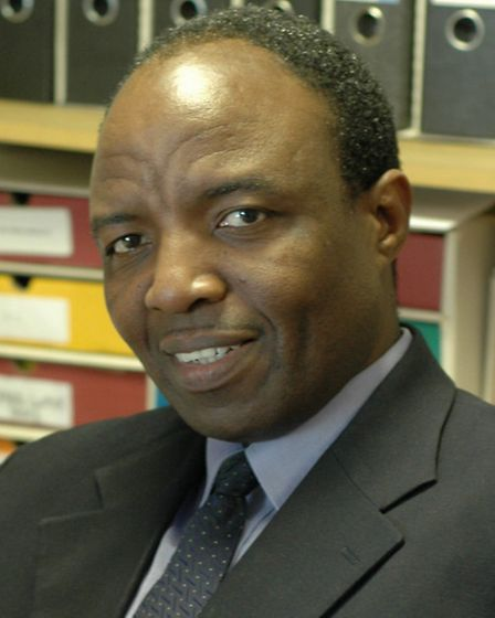 Christopher Maphosa, whose life inspired The Rain That Washes