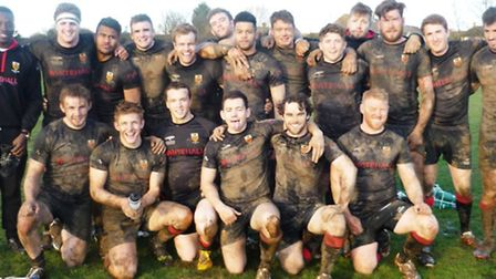 Colchester, muddy in victory
