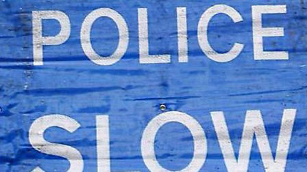 Motorists are being warned to take care amid icy condtions.
