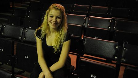 Laura Barnard has secured a part in an Andrew Lloyd Webber national youth theatre show. Laura is pic