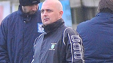 Whitton boss Paul Bugg who has overseen his side's march into the semi-finals of the First Division