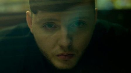 James Arthur is off to the races