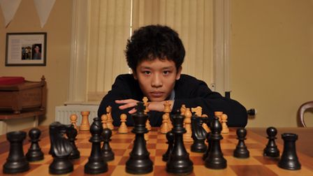 Justin Tan is currently studying at Woodbridge School on a chess scholarship.