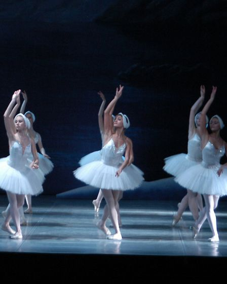 The Russian State Ballet of Siberia Swan Lake