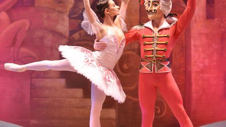 The Russian State Ballet of Siberia The Nutcracker