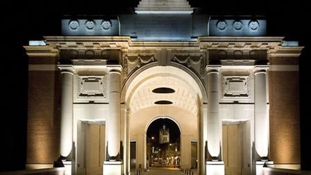 The Menin Gate. Since its unveiling in 1927, the gate has gained almost iconic status. For many batt