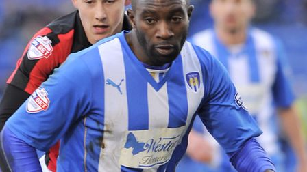 Jabo Ibehre, back in the U's squad