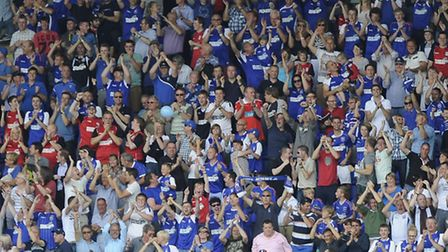 Town fans are angry about an error on season ticket renewal forms