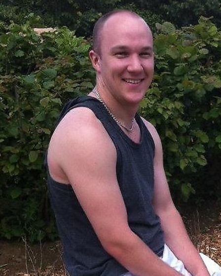 Thomas Allen, who died following the crash on the A14 at Sproughton.