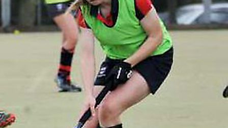 Talented hockey player Lorna Bennell