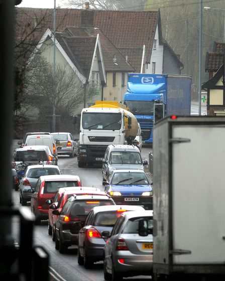 Long Stratton bypass decision picture by Adrian Juddfor EDP