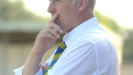 Chris Tracey has resigned as manager of Diss Town