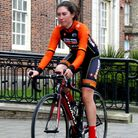 Emma Trott visits Clacton ahead of the Women's Tour coming to the town