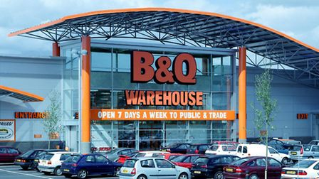 B&Q owner Kingfisher is due to report its annual results on Tuesday.