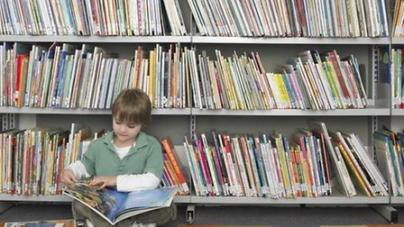Book borrowing at Suffolk's libraries is dwindling but e-book borrowing is rapidly increasing