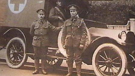 Alfred Clarke was a member of 17th Motor Ambulance Convoy - Army Service Corps. He suffered an abdom