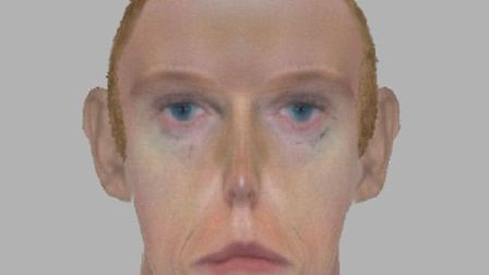 Police have released an e-fit image of a man they are searching for in connection with an assault
