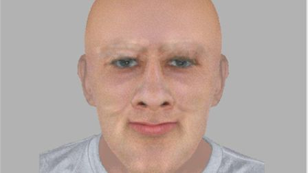 Efit of man who grabbed woman in Bramford Road