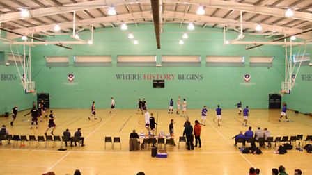 Ipswich and Loughborough warm-up